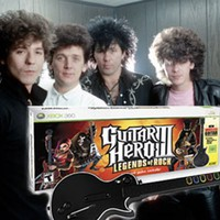 Perel a The Romantics egy Rock The 80s track miatt