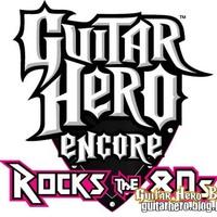 Guitar Hero Encore: Rock The 80s