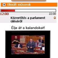 Parlamenti kalandok