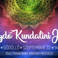 (újra) KEZDŐ Kundalini Workshop