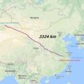Kínában elkészült egy újabb, gigantikus, ultranagyfeszültségű villanyvezeték