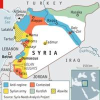 Globalizálódó szíriai polgárháború