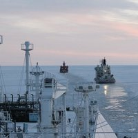 LNG-trip through the Arctic, or the effect of climate change on the energy industry