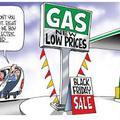 Miért olcsó a benzin?