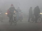 Super-smog in China and other good news