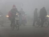Szuper-szmog Kínában és más jó hírek