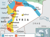 Syria's globalized civil war