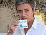 Az EU nekimegy a Gazprom-nak és a Google-nak: Egy sima, egy fordított