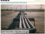 Ezért rossz ötlet a még több orosz gáz (Guruló poszt a Defacto-n)