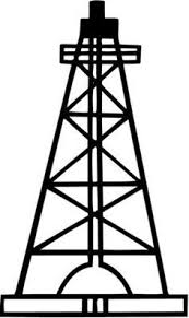 Image result for oil rig drawing