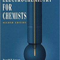 ##DOC## Electrochemistry For Chemists. sensors producto gestion feared solar
