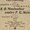 Guttmann Béla francia csapatokban