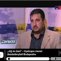 Az ATV Jam vendége Kállai László, a JRPSz vezetője