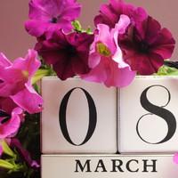 Március 8. - Nemzetközi Nőnap