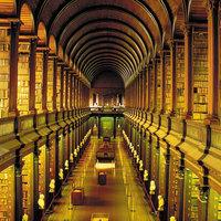 Könyvtárlátogatás Dublinban