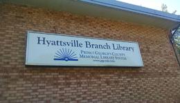 Hyattsville Public Library