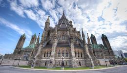Bibliothèque du Parlement Ottawa