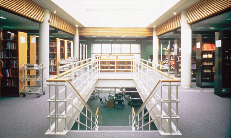 Rowan Hamilton and Biotechnology Building
