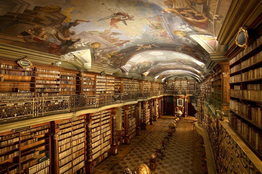 """Képtalálat a következőre: """"Klementinum cseh nemzeti könyvtár"""