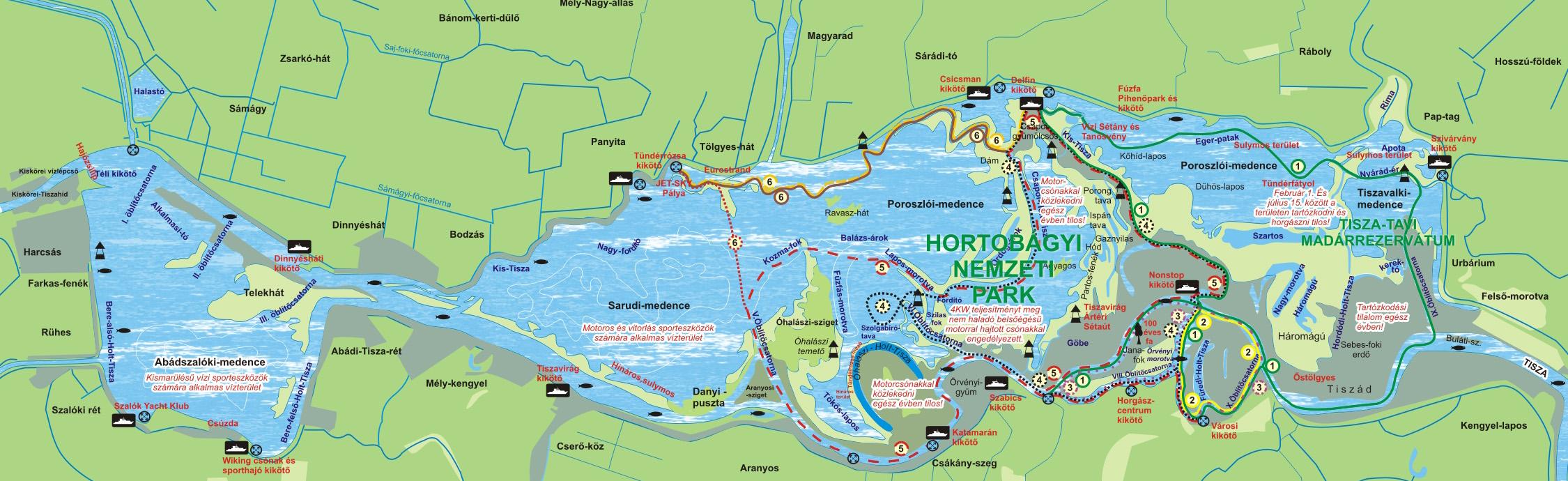 magyarország tisza tó térkép 10 DOLOG, AMIT MÉG NEM TUDTÁL A TISZA TÓRÓL   Gyere a Tisza tóra magyarország tisza tó térkép