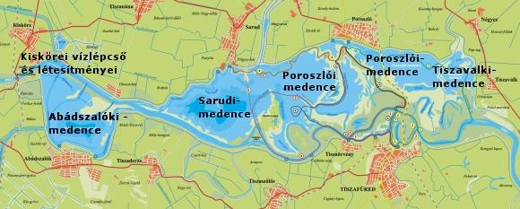 magyarország tisza tó térkép MENNYIRE ISMERED ORSZÁGUNKAT? ITT TESZTELHETED!   Gyere a Tisza tóra magyarország tisza tó térkép