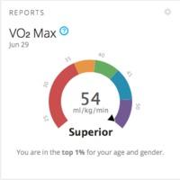 Most kimaxoljuk a VO2max-ot