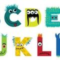 Szörnyen jó betűket alkotunk