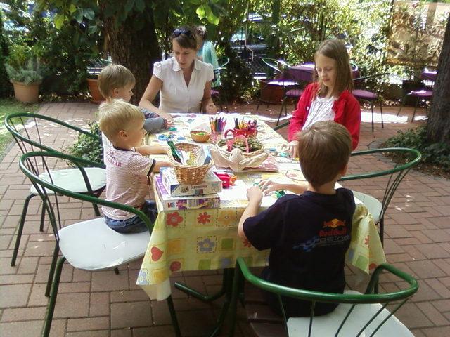 Éttermi Gyereksarok