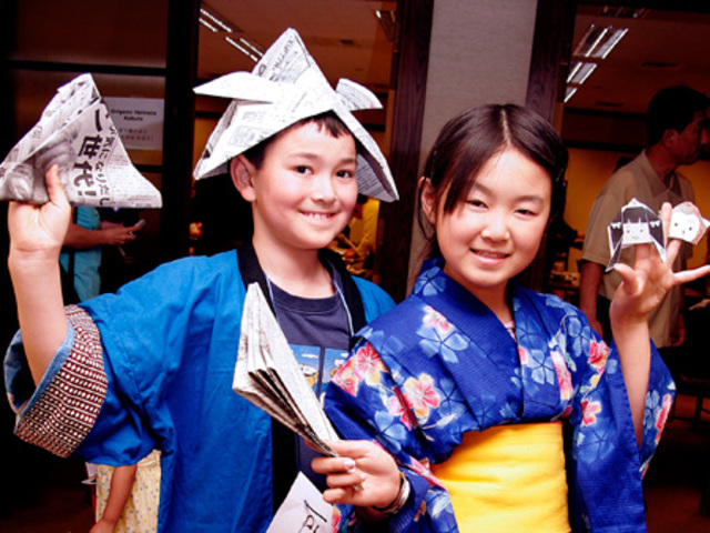 Szamuráj-csákó és ponty-sárkány - Gyereknap Japánban és Dél-Koreában