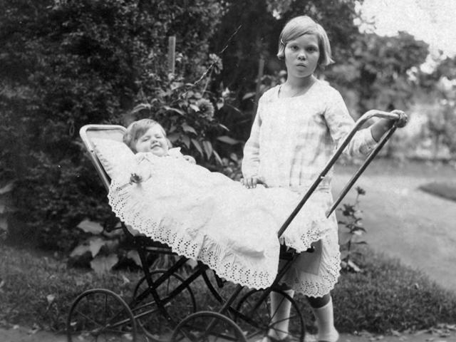 5 évesen lett a világ legfiatalabb anyukája
