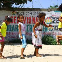 Latin gyereknap a gyerekkatonák vidékén - Kolumbia és Mexikó