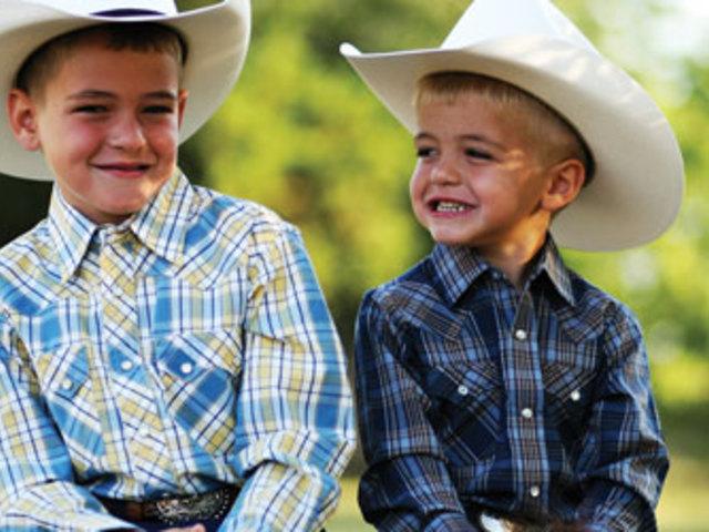 Hogyan élnek a gyerekek az amerikai farmokon?