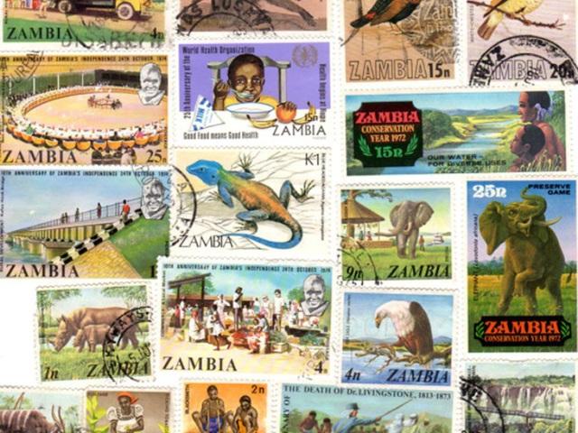 Gyereknap Zambiában