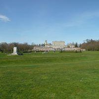 Várak, kastélyok Angliában: Cliveden kertje