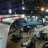 Yeovilton - a Királyi Haditengerészet repülési múzeuma