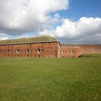 Fort Nelson - az ágyúparadicsom