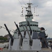 Birodalmi háborúk: HMS Belfast