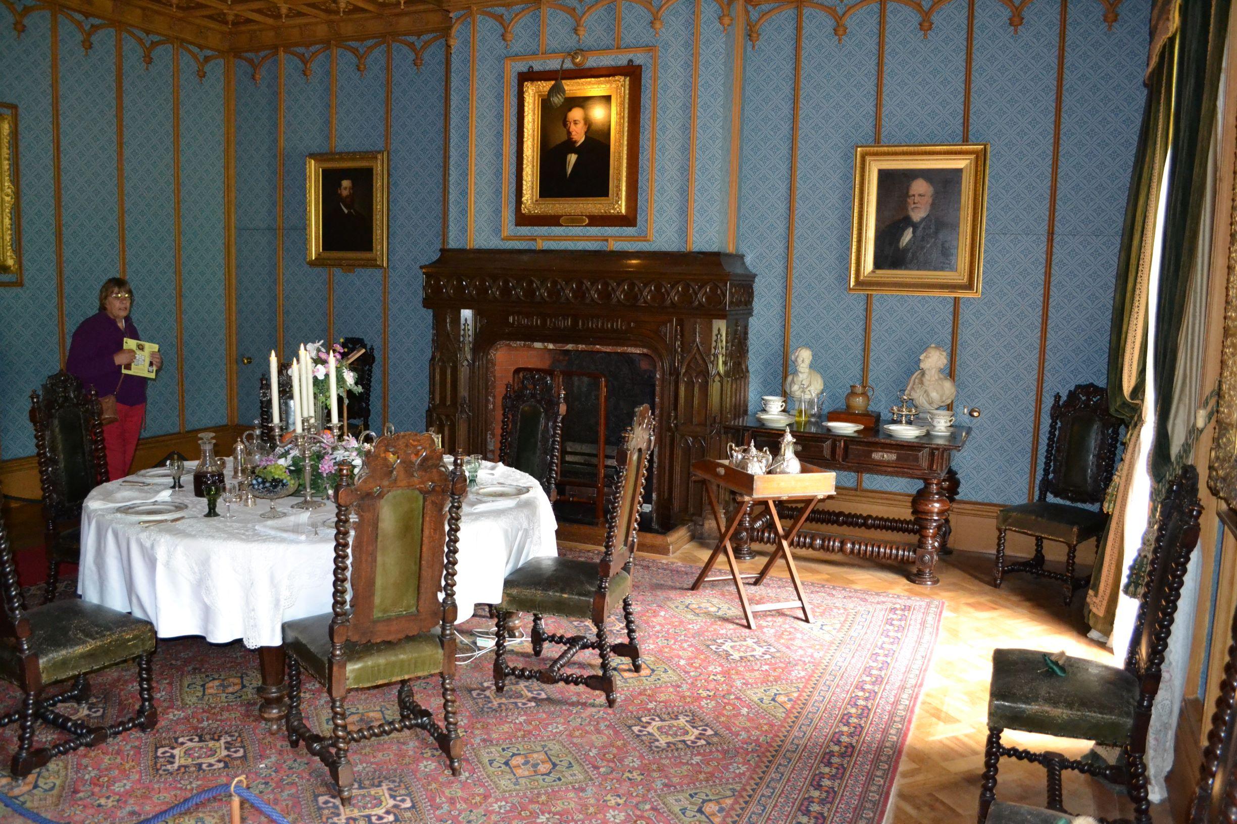 Viktoriánus otthon