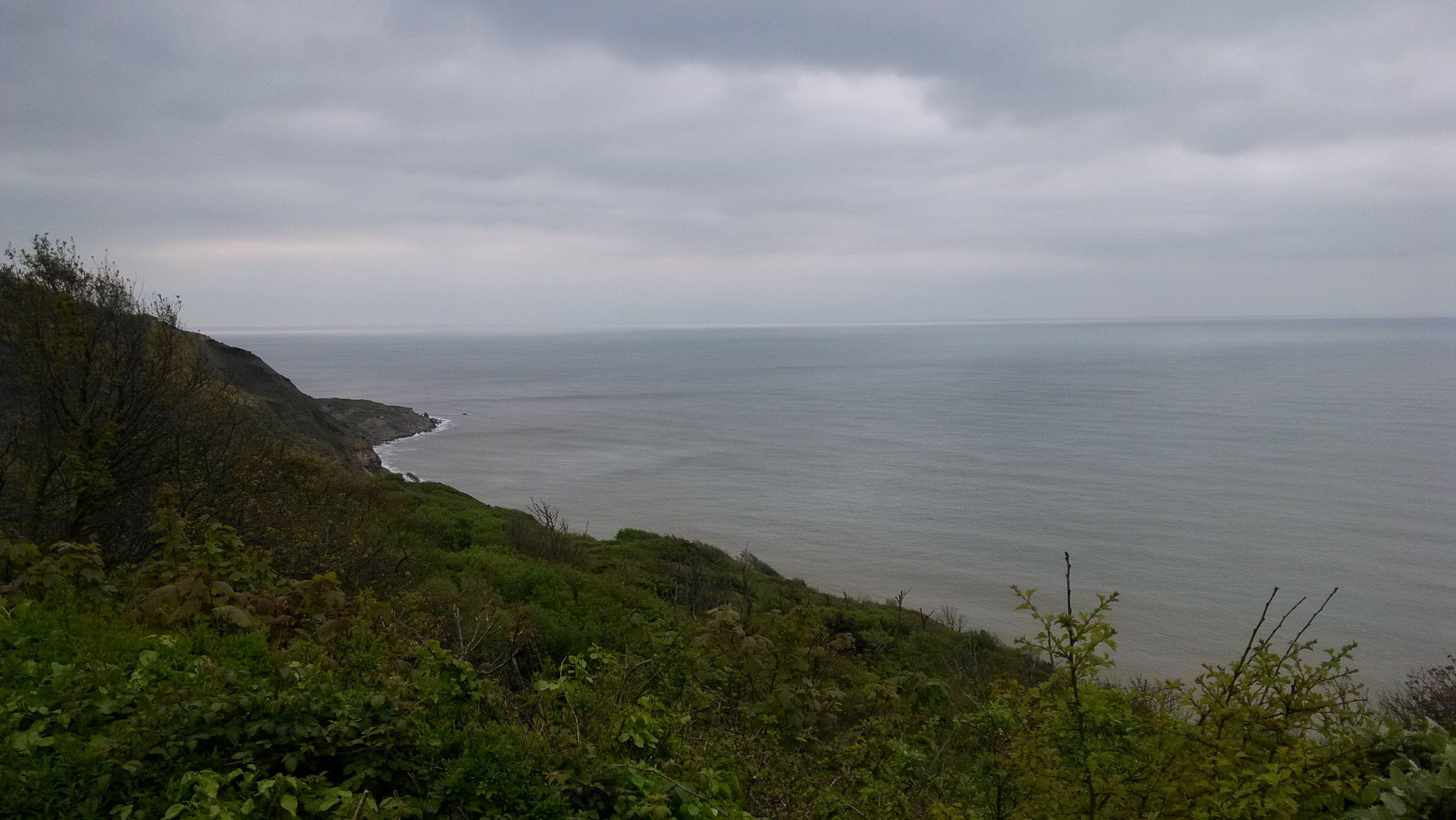 Fantasztikus kilátással a tengerre