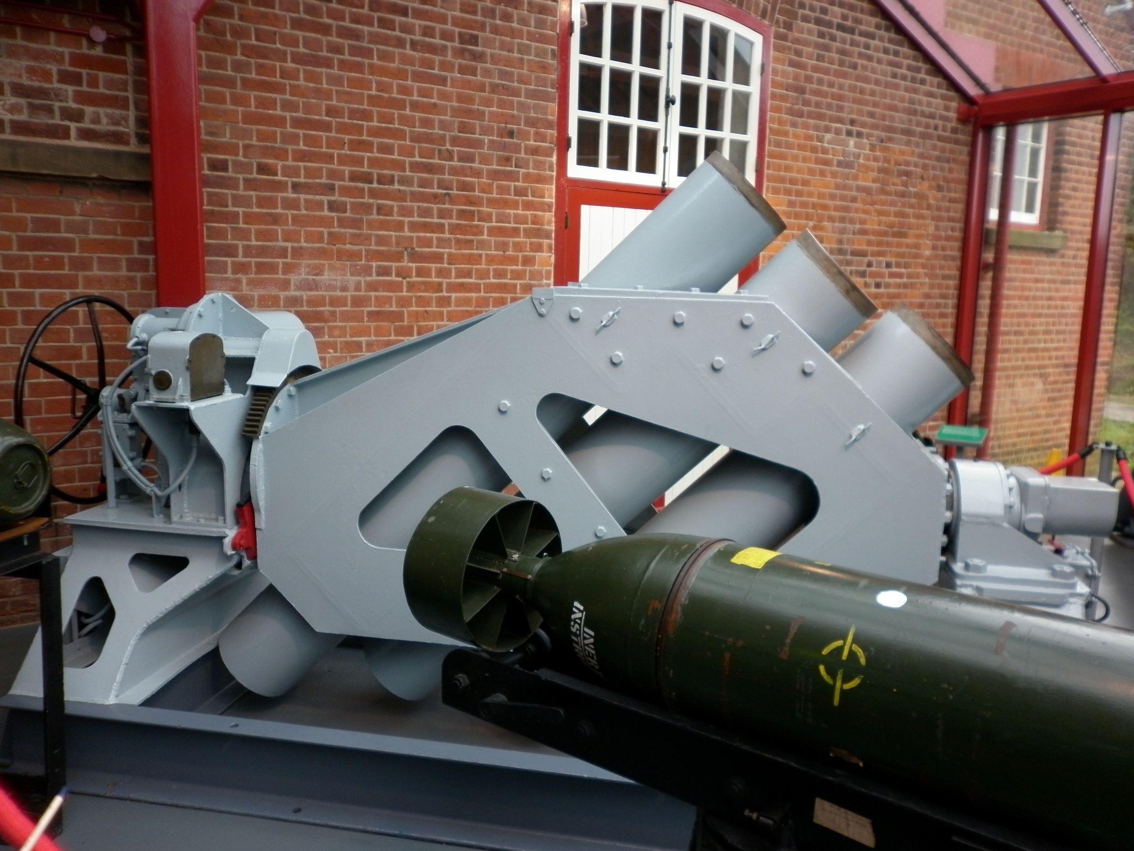 Mélységi bombavető