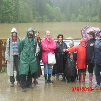 Erdélyben jártunk; 5. nap - Gyilkos tó