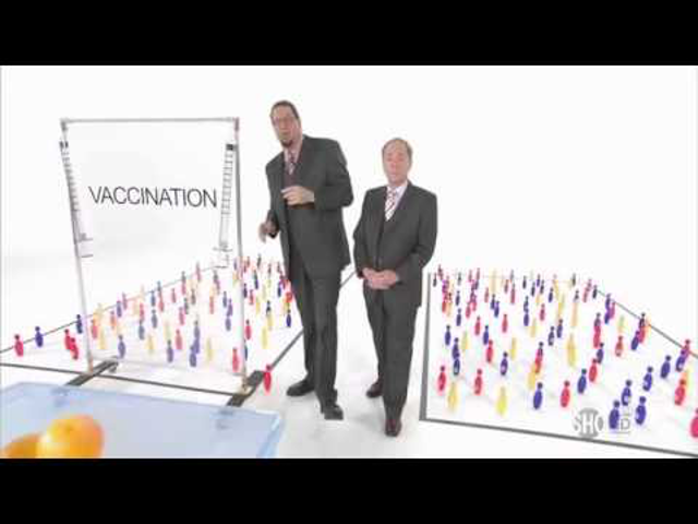 Világhírű bűvészek a védőoltásokról