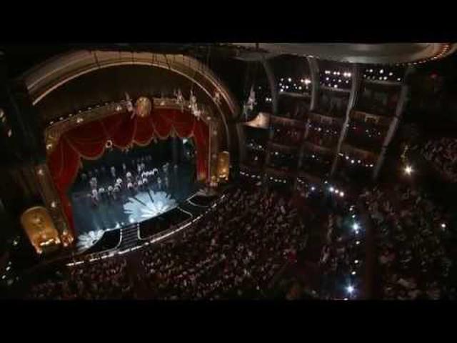 Cirque du Soleil: Oscar-gála 2012