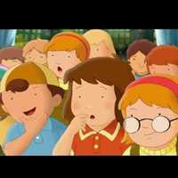 Lauras Stern - der Malwettbewerb rajzfilm feladatokkal