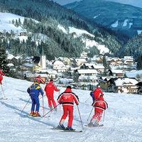 Ausztriába mentek síelni?