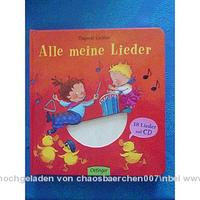 Első német daloskönyvünk CD-vel                   ALLE MEINE LIEDER