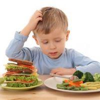Az étkezési szokások kialakítása gyermekkorban