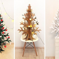 10 alternatív karácsonyfa fenyő és műfenyő helyett