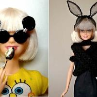 Lady Gaga Barbie-ba oltva
