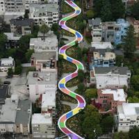 Habtapilap San Francisco utcáin